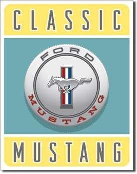 CLASSIC MUSTANG-TS