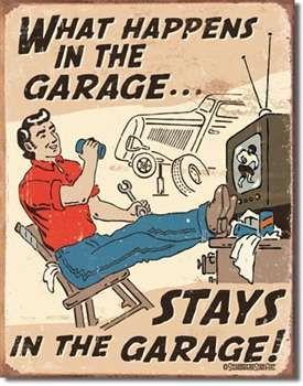 HAPPENS IN GARAGE-TS