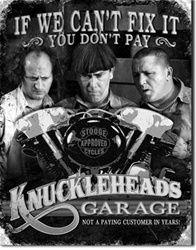 KNUCKLEHEADS GARAGE-TS