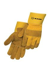 RAM COWHIDE WORKGLOVES (LARGE)