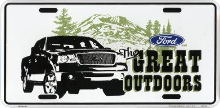 FORD OUTDOORS-LP