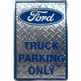 FORD TRUCK PARKING-TS